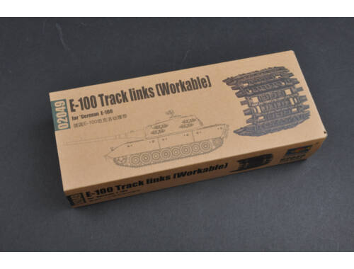 Trumpeter German E-100 Workable Track 1:35 (2049)