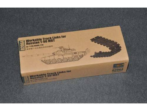 Trumpeter Russian T-72B M1989/T-90 Workable track 1:35 (2064)