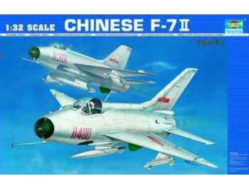 Trumpeter Shenyang F-7 II 1:32 (02216)