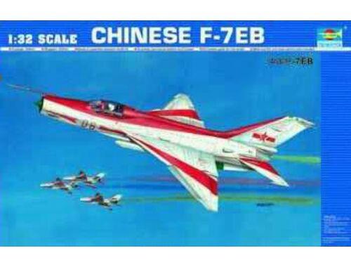 Trumpeter Chengdu F-7 EB 1:32 (02217)