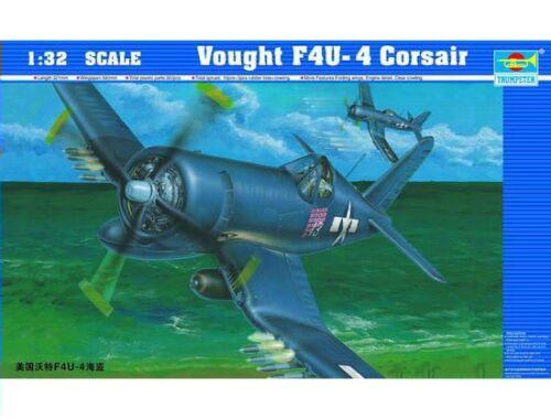 Trumpeter Vought F4U-4 Corsair 1:32 (02222)