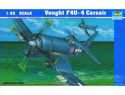 Trumpeter Vought F4U-4 Corsair 1:32 (02222)