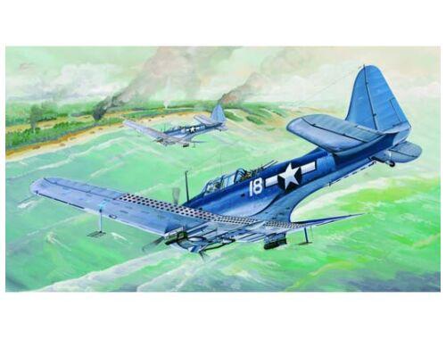 Trumpeter SBD-5/A-24B Dauntless US Navy 1:32 (2243)