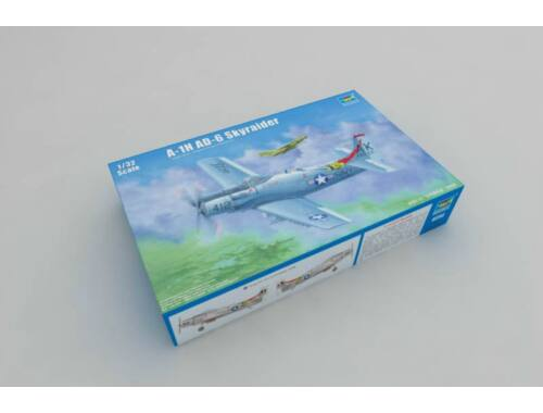Trumpeter A-1H AD-6 Skyraider 1:32 (02253)