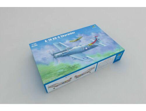 Trumpeter A-1H AD-6 Skyraider 1:32 (02253)