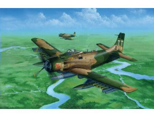 Trumpeter A-1J AD-7 Skyraider 1:32 (02254)