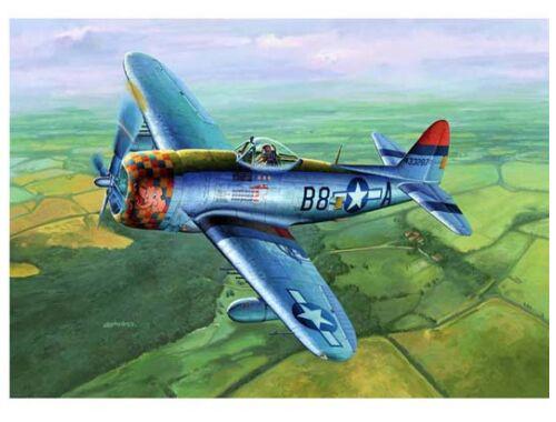 Trumpeter P-47D-30 Thunderbolt ''Dorsal Fin'' 1:32 (2264)
