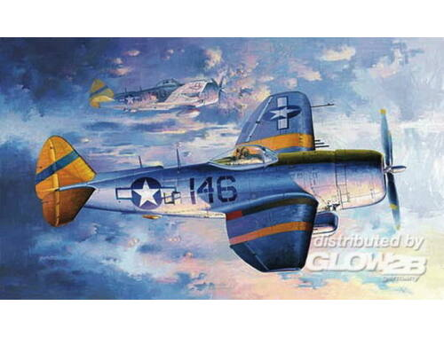 Trumpeter P-47N Thunderbolt 1:32 (02265)