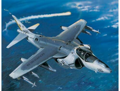 Trumpeter AV-8B Night Attack Harrier II 1:32 (02285)