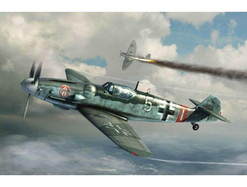 Trumpeter Messerschmitt Bf 109G-6(Late) 1:32 (02297)