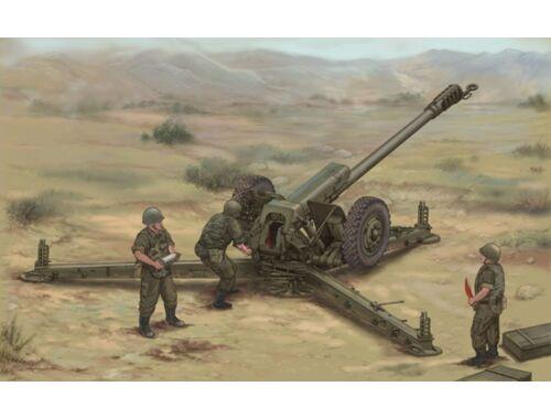 Trumpeter Soviet D30 122mm Howitzer-Late Version 1:35 (02329)