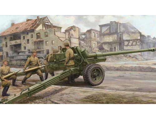 Trumpeter Russian 100mm Anti-tank Gun M19 (BS-3) 1:35 (02331)