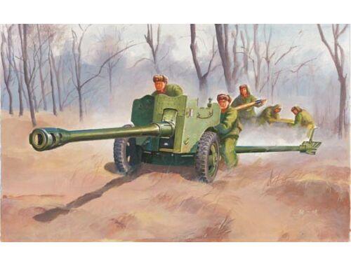 Trumpeter Chinese Type 56 Divisional Gun 1:35 (02340)