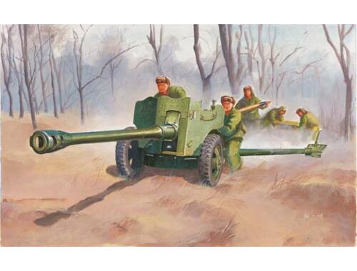 Trumpeter Chinese Type 56 Divisional Gun 1:35 (02340)