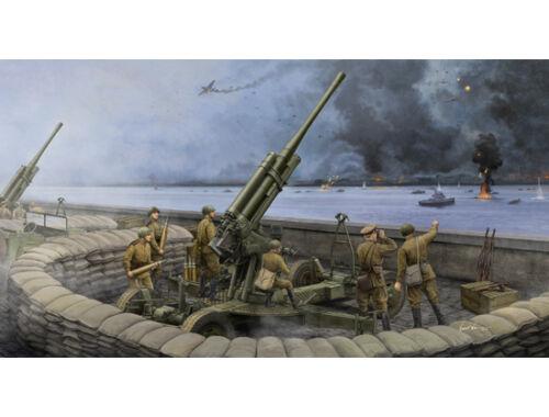 Trumpeter Soviet 52-K 85mm Air Defense Gun M1943 Late Version 1:35 (02342)