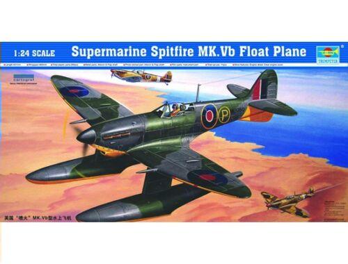 Trumpeter Supermarine Spitfire Mk. Vb Float Plane 1:24 (2404)