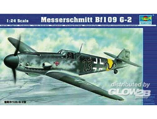 Trumpeter Messerschmitt Bf 109 G-2 1:24 (02406)