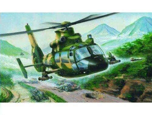 Trumpeter Z-9 G Bewaffneter Helicopter 1:48 (02802)