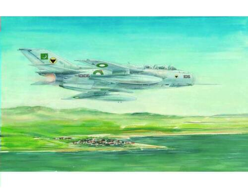 Trumpeter Shenyang FT-6 Trainer 1:48 (02813)