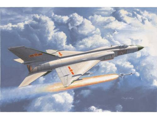 Trumpeter Chinese J-8IID fighter 1:48 (2846)