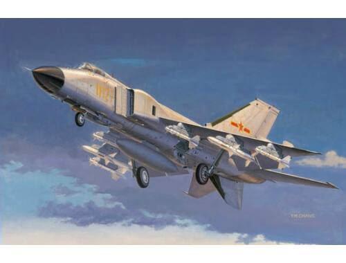Trumpeter Chinese J-8F fighter 1:48 (02847)