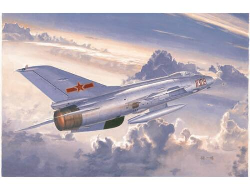 Trumpeter J-7B Fighter 1:48 (02860)