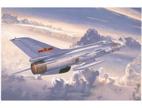 Trumpeter J-7B Fighter 1:48 (2860)