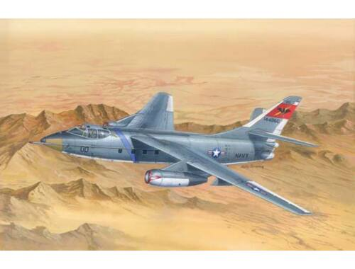 Trumpeter TA-3B Skywarrior Strategic Bomber 1:48 (02870)