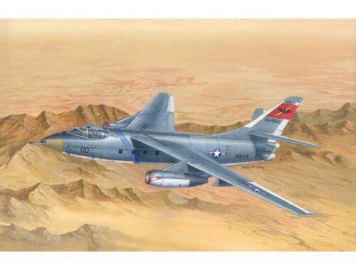 Trumpeter TA-3B Skywarrior Strategic Bomber 1:48 (2870)