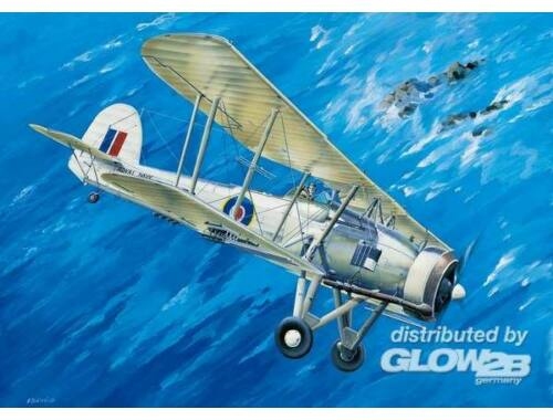 Trumpeter Fairey Swordfish Mark II 1:32 (03208)