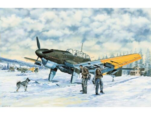Trumpeter Junkers Ju-87B-2/U-2 Stuka 1:32 (3215)