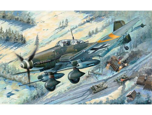Trumpeter Junkers Ju-87G-2 Stuka 1:32 (03218)
