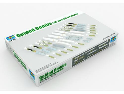 Trumpeter US aircraft weapons - Guided Bombs 1:32 (3305)