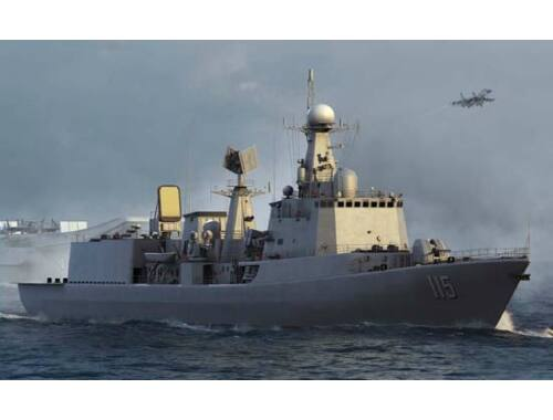 Trumpeter PLA Navy Type 051C Air-Defense DDG 1:200 (3619)