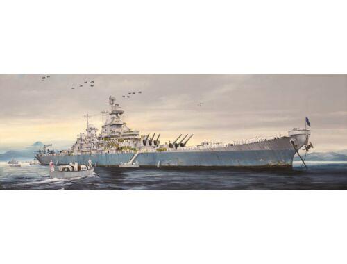 Trumpeter USS Missouri BB-63 1:200 (3705)