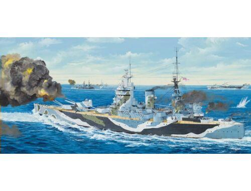 Trumpeter HMS Nelson 1944 1:200 (03708)