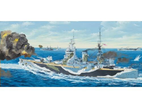 Trumpeter HMS Nelson 1944 1:200 (03708)