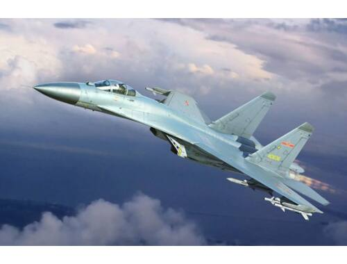 Trumpeter PLAAF J-11B fighter 1:144 (03915)