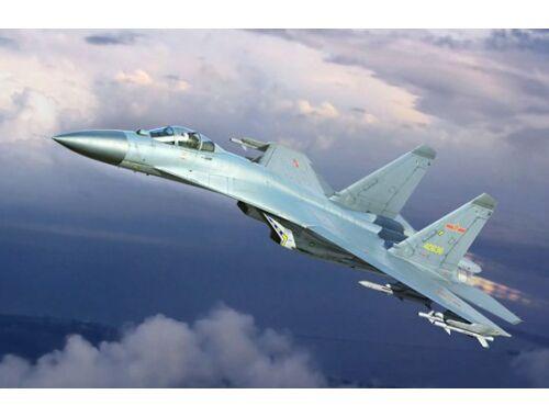 Trumpeter PLAAF J-11B fighter 1:144 (3915)