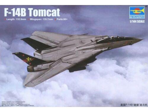 Trumpeter F-14B Tomcat 1:144 (3918)