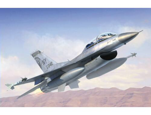 Trumpeter F-16B/D Fighting Falcon Block 15/30/32 1:144 (3920)