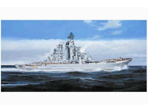 Trumpeter Admiral Ushakov (ex Kirov) 1:350 (4520)