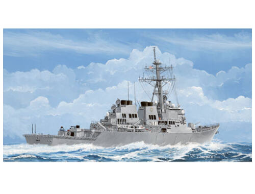 Trumpeter USS Cole DDG-67 1:350 (4524)