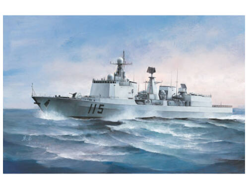 Trumpeter PLA Navy Type 051C 1:350 (4529)