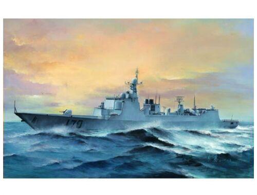 Trumpeter PLA Navy Type 052C DDG-170 LanZhou 1:350 (4530)