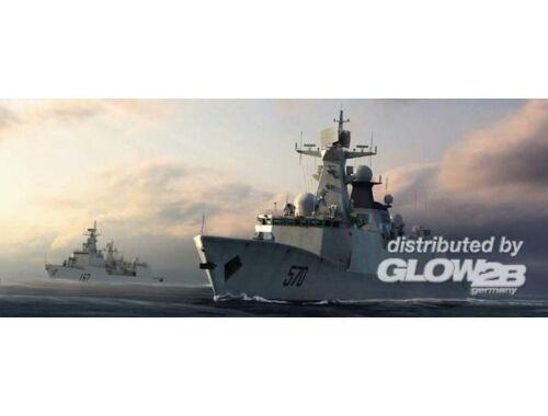 Trumpeter PLA Navy Type 054A FFG-529 Zhoushan 1:350 (4543)