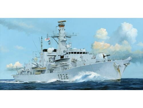 Trumpeter HMS TYPE 23 Frigate - Montrose (F236) 1:350 (4545)