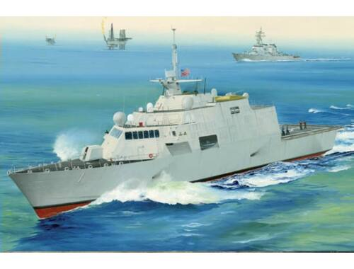 Trumpeter USS Freedom (LCS-1) 1:350 (4549)