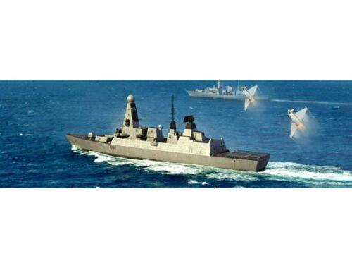 Trumpeter HMS Type 45 Destroyer 1:350 (04550)