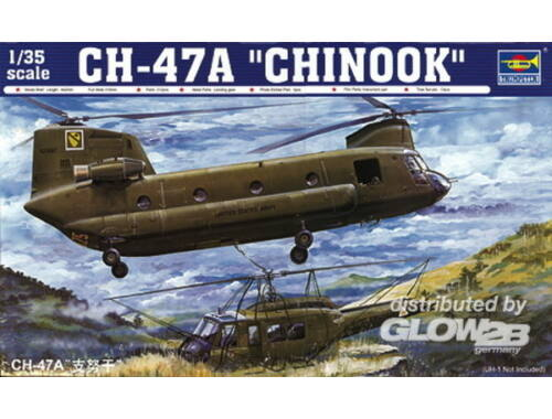 Trumpeter CH-47A Chinook 1:35 (5104)